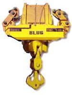 Hak motor rotating hook gg 103 for Motorized rotating crane hook